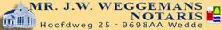 Notaris Weggemans, Wedde en Ter Apel